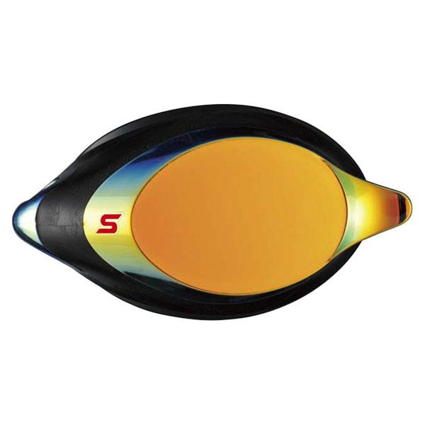 ■SWANSの度付レンズ SWANS スワンズ PREMIUM ANTI FOG クッション付度付ミラーレンズ SRXバージョン 片眼1個 フィットネス スイム グラス SRXCLMPAF 水泳 無料 スイミング お気にいる