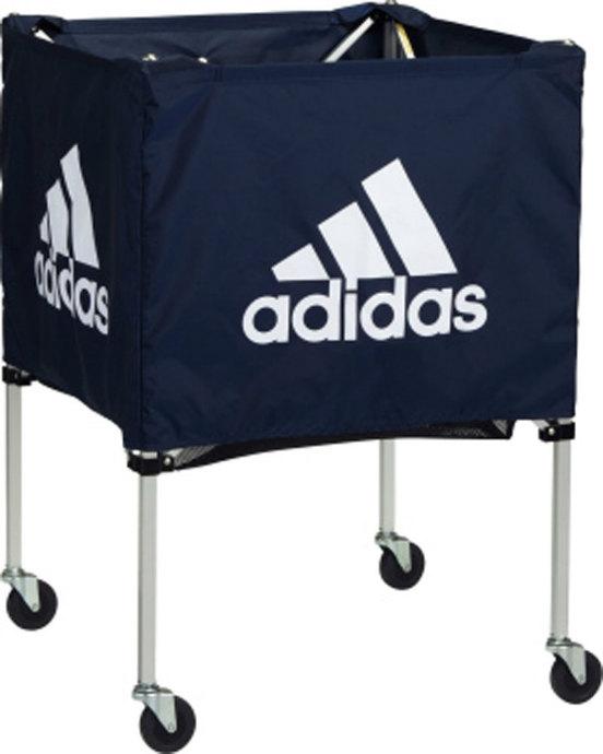《送料無料》adidas (アディダス) ボールキャリアー 紺 ABK20NV2 1607 スポーツ ボール アクセサリー トレーニング 練習