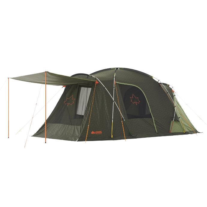 《送料無料》LOGOS (ロゴス) neos プレーリ-2ルーム・PLR L-AG 71805024 1702 アウトドア キャンプ 用品 テント