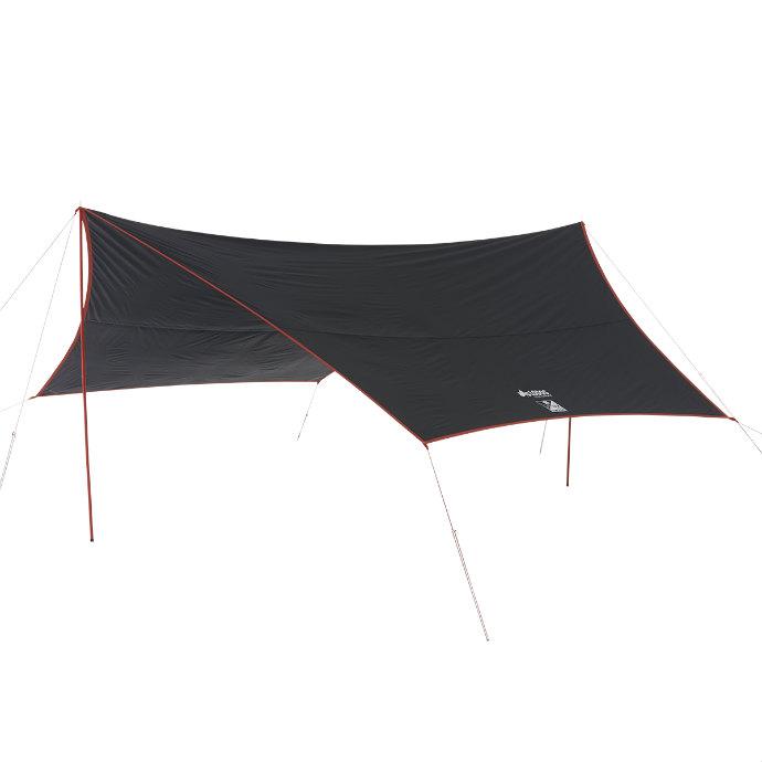《送料無料》LOGOS (ロゴス) Black UV ヘキサ5750-AG 71808022 1702 アウトドア キャンプ 用品 テント タープ