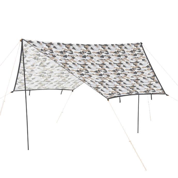《送料無料》LOGOS (ロゴス) ツーリングタープ(カモフラ) 71808026 1702 アウトドア キャンプ 用品 テント タープ
