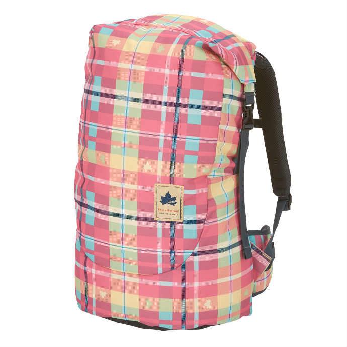 《送料無料》LOGOS (ロゴス) CADVEL-Designダッフルリュック40 (AE・check) 88250165 1702 アウトドア キャンプ 用品 アクセサリー バッグ