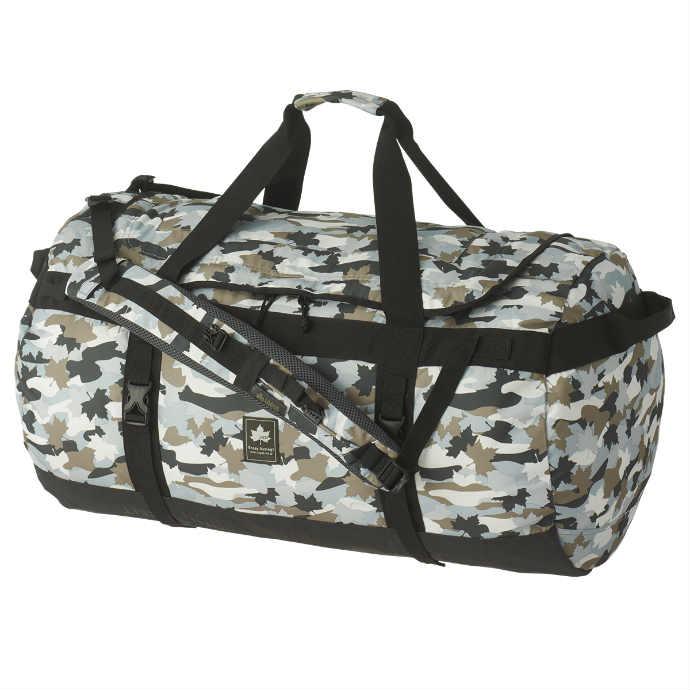 《送料無料》LOGOS (ロゴス) CADVEL-Designダッフルバッグ65(カモフラ) 88250176 1702 アウトドア キャンプ 用品 アクセサリー バッグ
