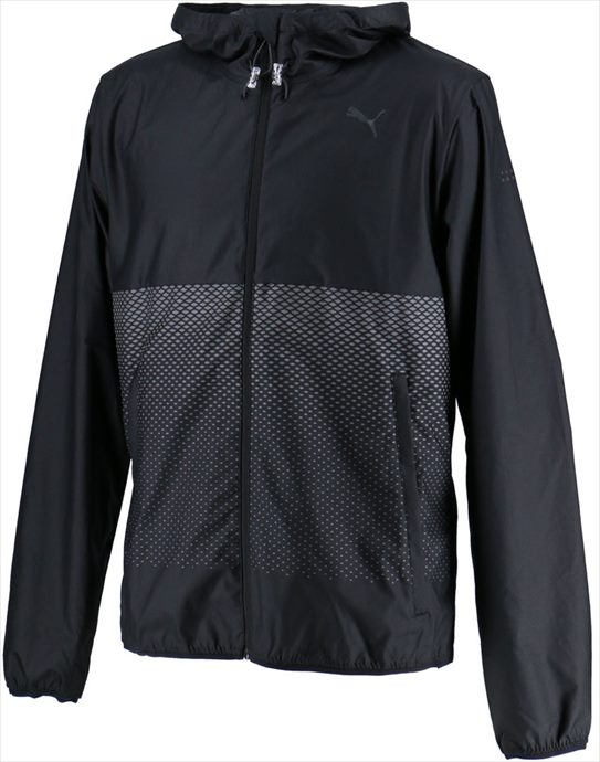 PUMA (プーマ) ナイトキャット ジャケット 516111 01 1708 ウェルネス ウィンドウェア