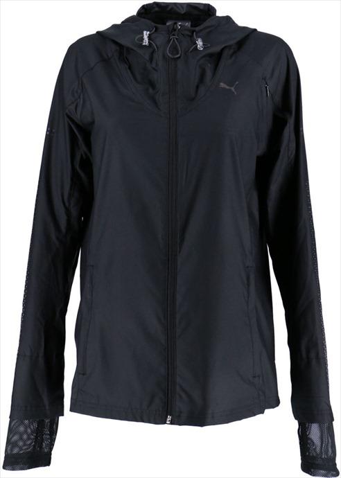PUMA (プーマ) ナイトキャット ジャケット 516137 01 1708 レディース ウィメンズ 婦人 ウェルネス ウィンドウェア ランニング