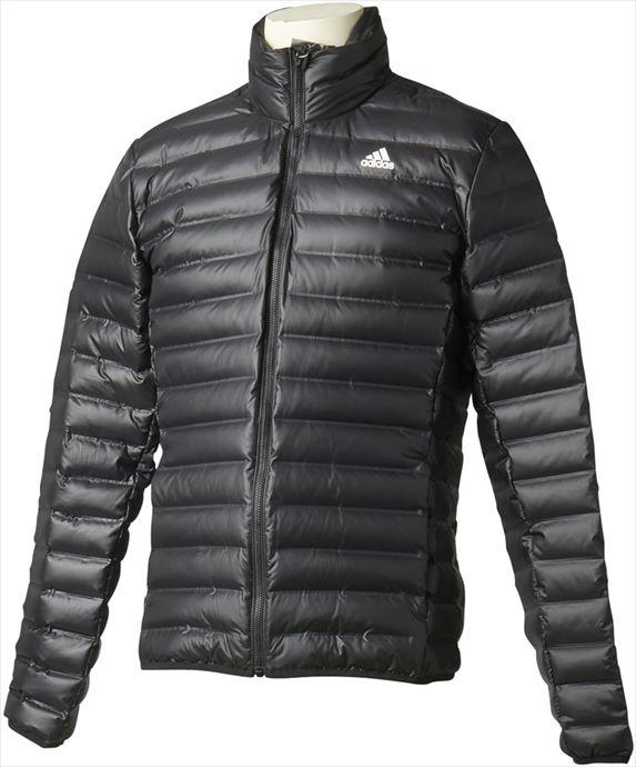 《送料無料》adidas (アディダス) VARILITE ライトダウン ジャケット DKQ80 BS1588 1709 アウトドア ウインドウェア