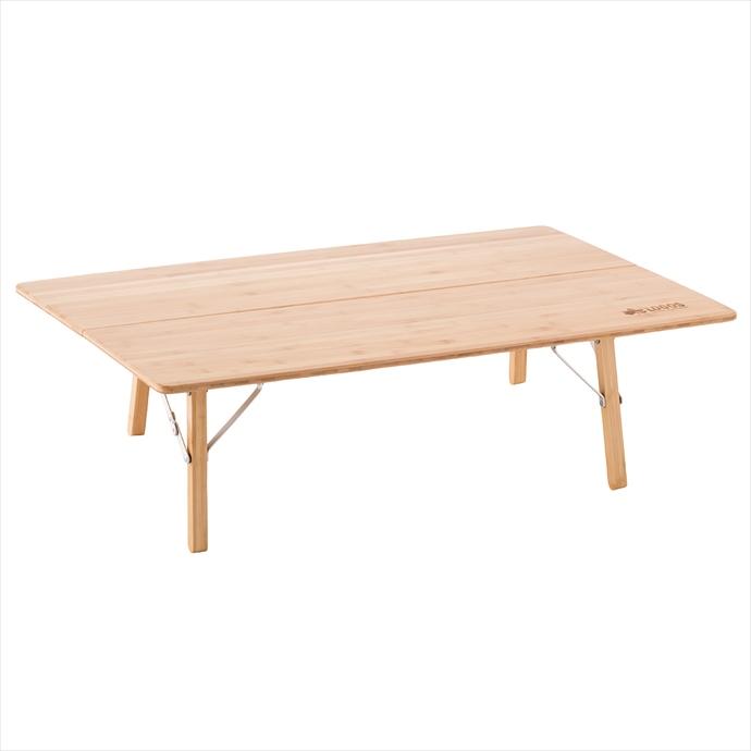 《送料無料》LOGOS (ロゴス) Bamboo テーブル 73180026 1711 アウトドア キャンプ バーベキュー BBQ