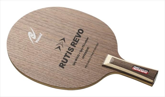 《送料無料》Nittaku (ニッタク) 日本卓球 ルーティスレボ 中国式ペン NC-0199 1801 卓球 ラケット