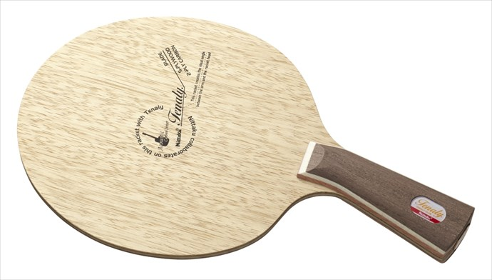 《送料無料》Nittaku (ニッタク) 日本卓球 テナリーアコースティックカーボンインナー NC-0428 1801 卓球 ラケット