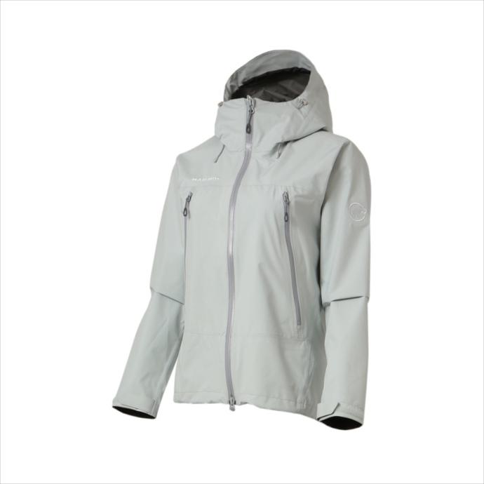 《送料無料》MAMMUT (マムート) CLIMATE Rain-Suits Women icelandic-black 1010-26560 1803 レディース ウィメンズ 婦人 レインスーツ ウェア アウトドア