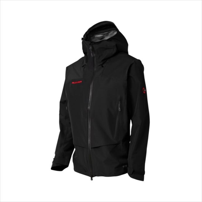 《送料無料》MAMMUT (マムート) Alpine Guide HS Jacket Men black 1010-26570 1803 メンズ 紳士 男性 ジャケット アウトドア