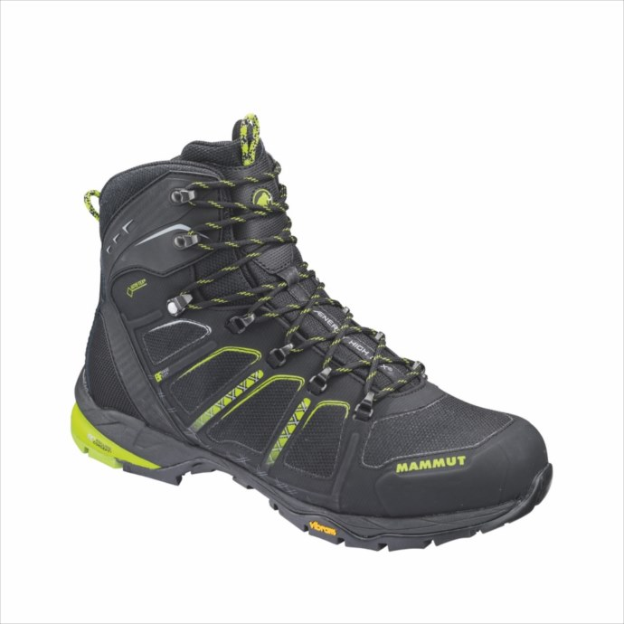 《送料無料》トレッキングシューズ MAMMUT (マムート) T Aenergy High GTX Men 00135 3020-05570 1803 シューズ 靴 アウトドア レジャー 山登り 登山 メンズ
