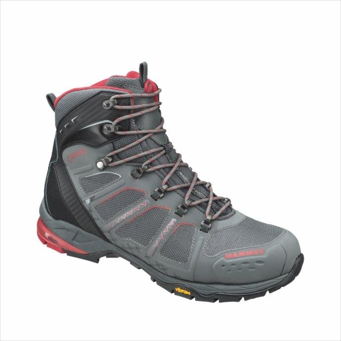 《送料無料》トレッキングシューズ MAMMUT (マムート) T Aenergy High GTX Men 0963 3020-05570 1803 シューズ 靴 アウトドア レジャー 山登り 登山 メンズ