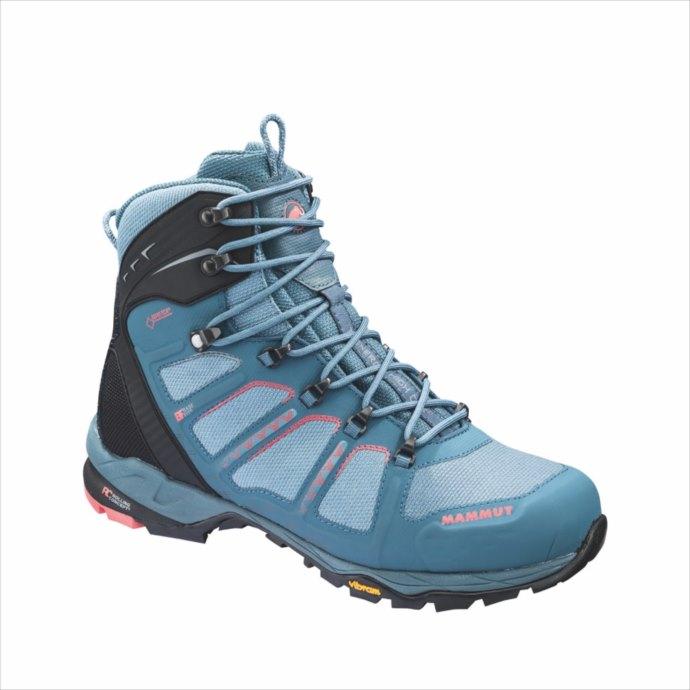 《送料無料》トレッキングシューズ MAMMUT (マムート) T Aenergy High GTX Women 50060 3020-05580 1803 シューズ 靴 アウトドア レジャー 山登り 登山 レディース