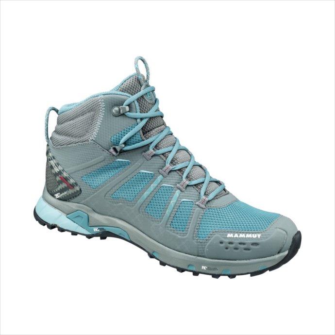 《送料無料》MAMMUT (マムート) T Aenergy Mid GTX Women 00038 3020-05620 1803 レディース シューズ 靴 アウトドア レジャー 山登り 登山