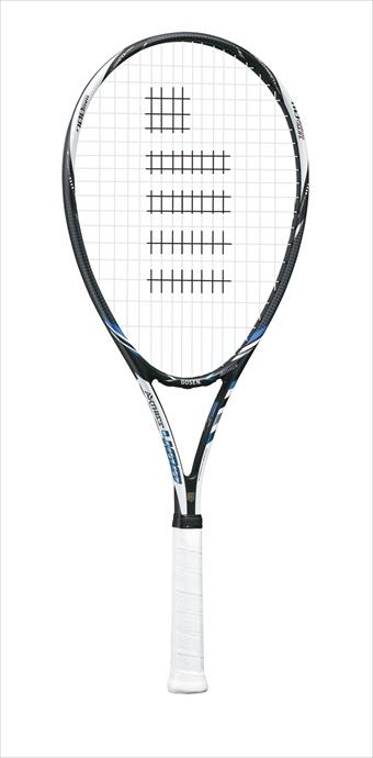 《送料無料》GOSEN(ゴーセン) AXTHIES 400 アクシエス 400 SRA4BL 1805 【メンズ】【レディース】 ソフトテニス ラケット
