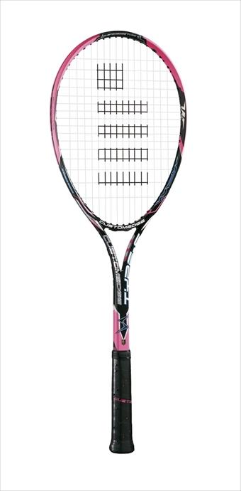 《送料無料》GOSEN(ゴーセン) カスタムエッジ タイプS CUSTOMEDGE TYPE-S SRCETSSP 1805 【メンズ】【レディース】 ソフトテニス ラケット