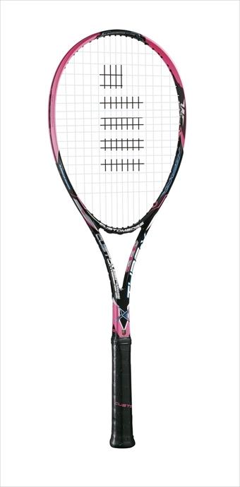 《送料無料》GOSEN(ゴーセン) カスタムエッジ タイプX CUSTOMEDGE TYPE-X SRCETXSP 1805 【メンズ】【レディース】 ソフトテニス ラケット