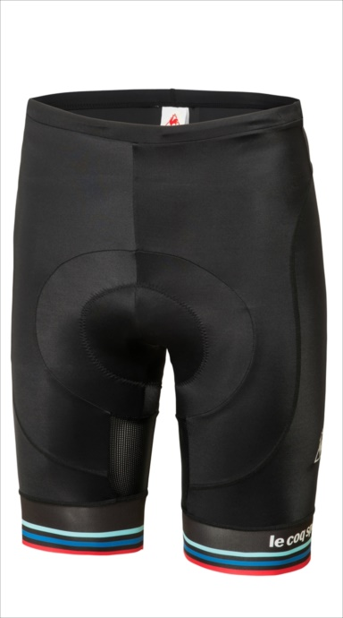 le coq sportif (ルコック スポルティフ) サイクルパンツ BLK QCMLGD07 1805 メンズ サイクリング ウェア