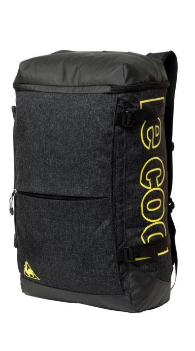 le coq sportif (ルコック スポルティフ) バックパック BLK QMBLJA00 1805 メンズ マルチトレーニング バッグ