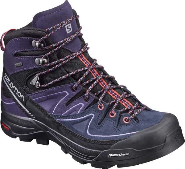 《送料無料》Salomon (サロモン) X ALP MID LTR GORE-TEXR W SRM-L39194700 1806 レディース トレッキング ハイキング シューズ