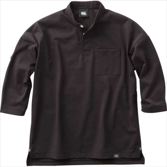CANTERBURY (カンタベリー) 3/4 SLEEVE RUGGED RUGGER SHIRT 19 RA48105 1806 メンズ ユニセックス ラグビー ウェア Tシャツ