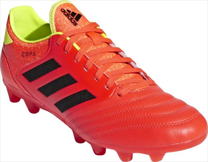 adidas (アディダス) コパ 18.2-ジャパン HG サッカースパイク BB6900 1808 メンズ サッカー スパイク シューズ