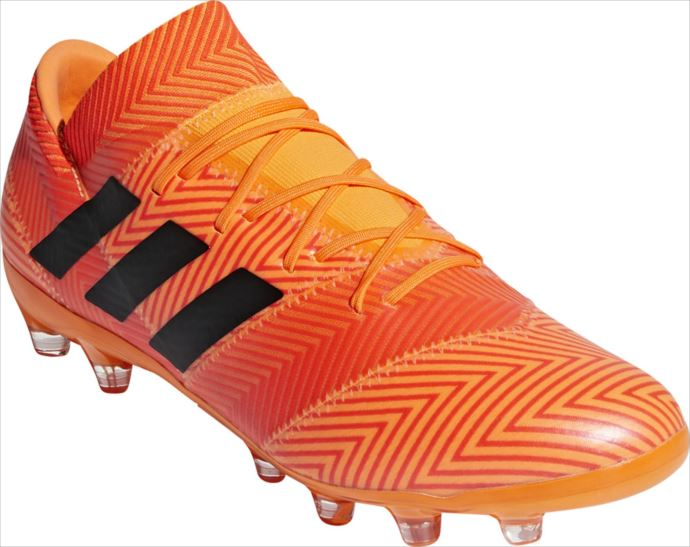 《送料無料》adidas (アディダス) ネメシス 18.2-ジャパン HG サッカースパイク BB6983 1808 メンズ サッカー スパイク シューズ