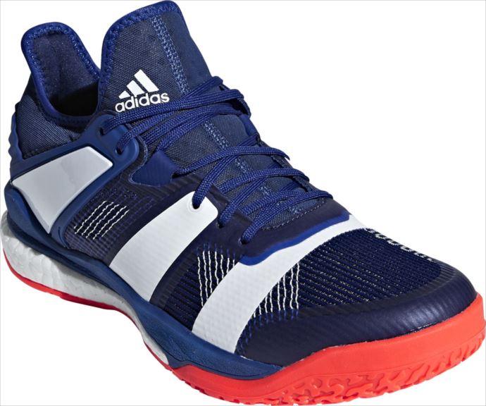 全品ポイント4倍!《送料無料》adidas (アディダス) STABIL X スタビル10 メンズ ハンドボールシューズ AC8561 1808 メンズ ハンドボール ドッヂボール シューズ