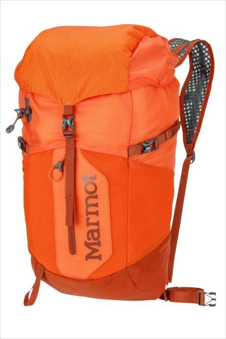 《送料無料》Marmot (マーモット) コンプレッサープラス20 ブレイズ×ラステッドオレンジ M5B-S2494A 1809 バッグ バックパック