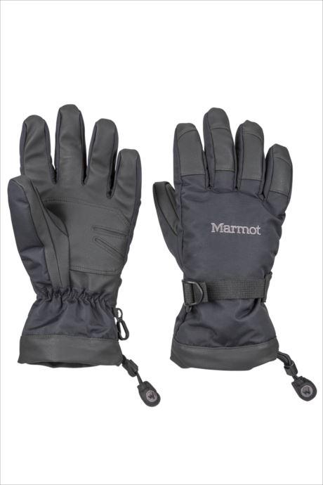 《送料無料》Marmot (マーモット) ウィメンズ ナノプログローブ ブラック TOCMGD1407 1809 レディース 小物 手袋