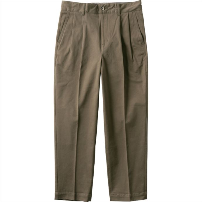 《送料無料》CANTERBURY (カンタベリー) STRETCH TWO TUCK CHINOS PANTS 47 RA18615 1810 メンズ ラグビー ウェア