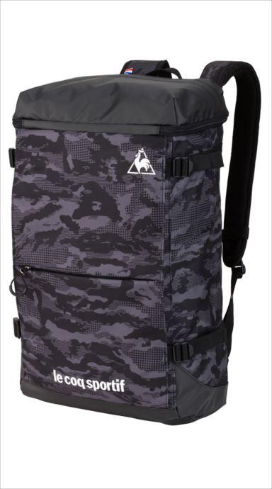 le coq sportif (ルコック スポルティフ) バックパック BLK QMAMJA62 1810 マルチトレーニング バッグ