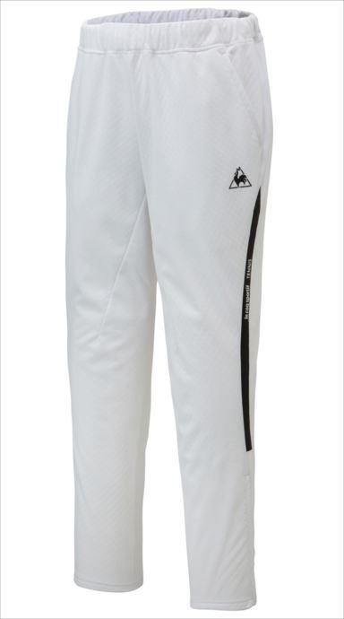 le coq sportif (ルコック スポルティフ) NEXTEP ボンディングロングパンツ WHT QTMMJG21 1810 メンズ テニス ウェア