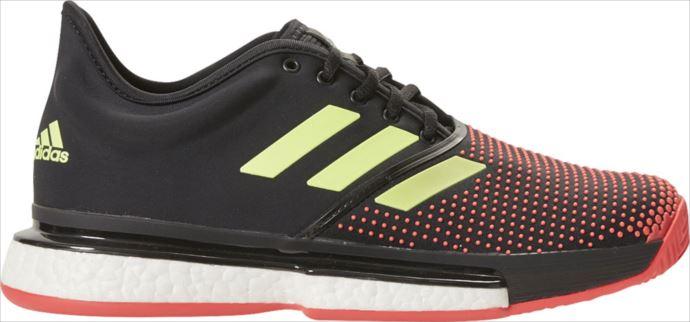 《送料無料》テニスシューズ adidas (アディダス) メンズ SoleCourt Boost M MC AH2131 1903 ソールコートブースト テニスシューズ