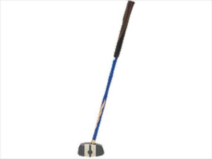 《送料無料》asics (アシックス) GG ストロングショットハイパー ブラック×ブルー 3283A014 1905 グランドゴルフ クラブ