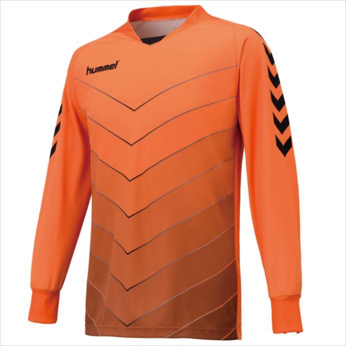 hummel (ヒュンメル) キーパーシャツ (35) HAK1014 1908 サッカー フットサル ウェア