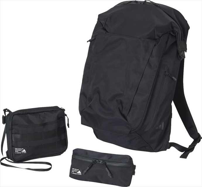 《送料無料》adidas (アディダス) COMMUTER バックパック TYO (FWT51) EB4576 2001 バッグ スポーツ