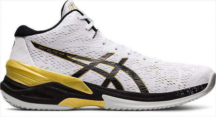《送料無料》バレーボールシューズ asics(アシックス) メンズ 1051A032 SKY ELITE FF MT 2001 スポーツ 靴 バレー バレーボール シューズ