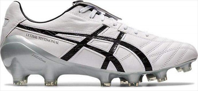 《送料無料》シューズ asics(アシックス) メンズ レディース 1101A019 LETHAL TESTIMONIAL 4 IT 2002 スポーツ 靴 サッカー フットサル