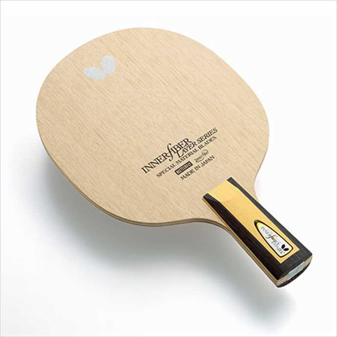 《送料無料》BUTTERFLY (バタフライ) インナーフォース レイヤー ZLC - CS 23670 2002 卓球 ラケット 中国式ペン