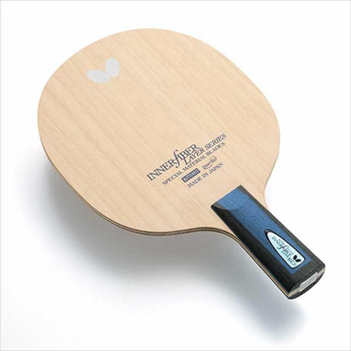《送料無料》BUTTERFLY (バタフライ) インナーフォース レイヤー ALC.S - CS 23880 2002 卓球 ラケット 中国式ペン