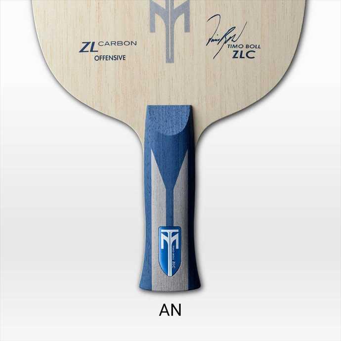 《送料無料》BUTTERFLY (バタフライ) ティモボル ZLC AN 35832 2002 卓球 ラケット 攻撃用シェーク