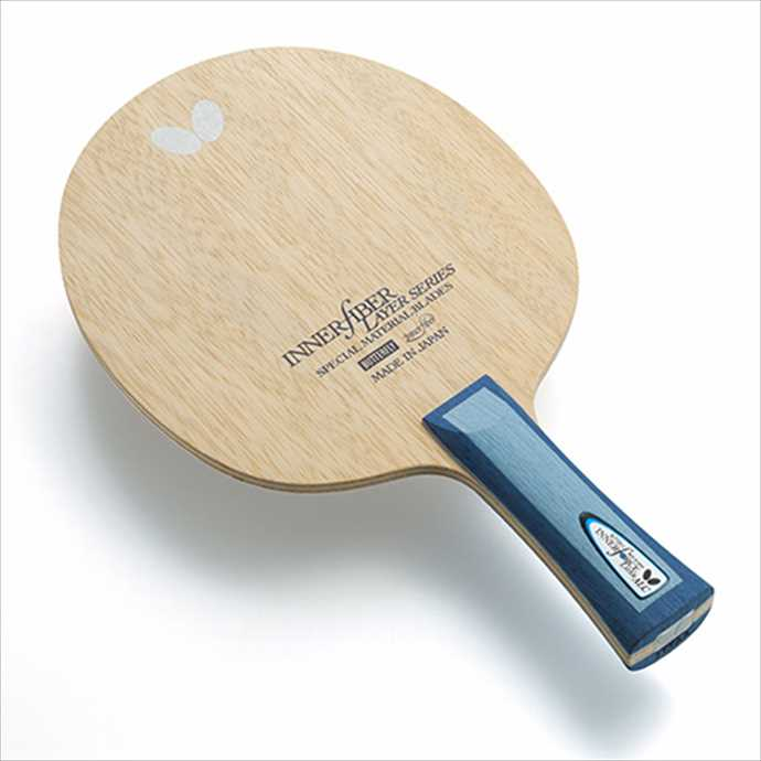 《送料無料》BUTTERFLY (バタフライ) インナーフォース レイヤー ALC FL 36701 2002 卓球 ラケット 攻撃用シェーク