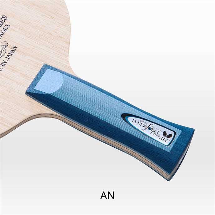 《送料無料》BUTTERFLY (バタフライ) 'インナーフォース レイヤー ALC AN 36702 2002 卓球 ラケット 攻撃用シェーク