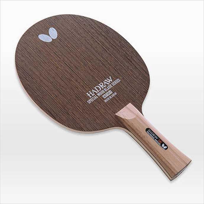 《送料無料》BUTTERFLY (バタフライ) ハッドロウSR FL 36751 2002 卓球 ラケット 攻撃用シェーク