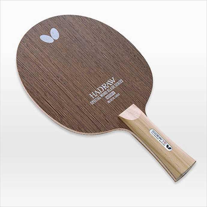 《送料無料》BUTTERFLY (バタフライ) ハッドロウVR FL 36771 2002 卓球 ラケット 攻撃用シェーク