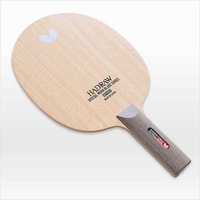 《送料無料》BUTTERFLY (バタフライ) ハッドロウ シールド ST 36794 2002 卓球 ラケット カット用シェーク