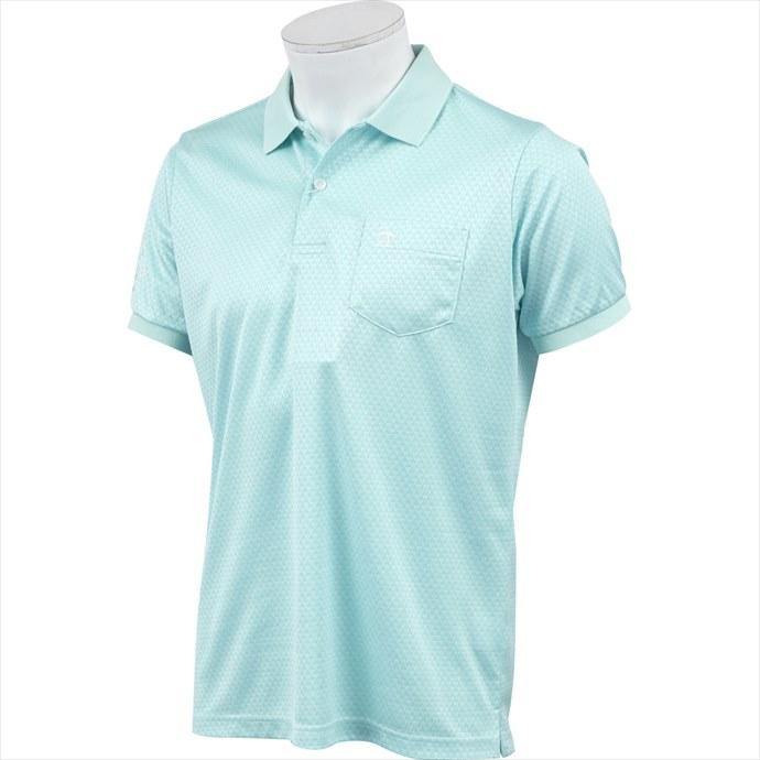 半袖シャツ Munsingwear(マンシングウェア) メンズ MGMNJA08 2002 スポーツ ポロシャツ ゴルフ ウェア