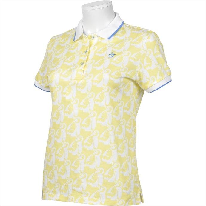 半袖シャツ Munsingwear(マンシングウェア) レディース MGWNGA04 2002 スポーツ ポロシャツ ゴルフ ウェア